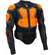 Fox Titan Sport - Protection Homme - orange/noir